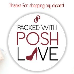 ❤️Thanks for Shopping my Closet!❤️